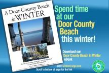 Visit our Door County Beach