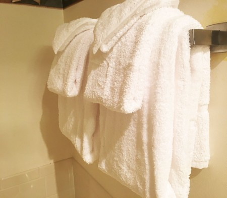Admit it, you want to wrap yourself in these lush, new towels.