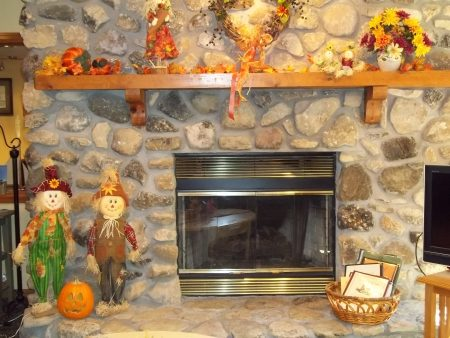 And we are ready for Fall!!